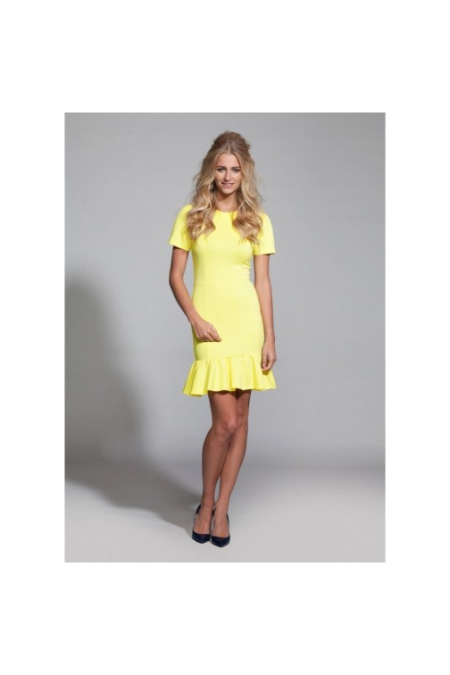Kiims Dana dress in Yellow