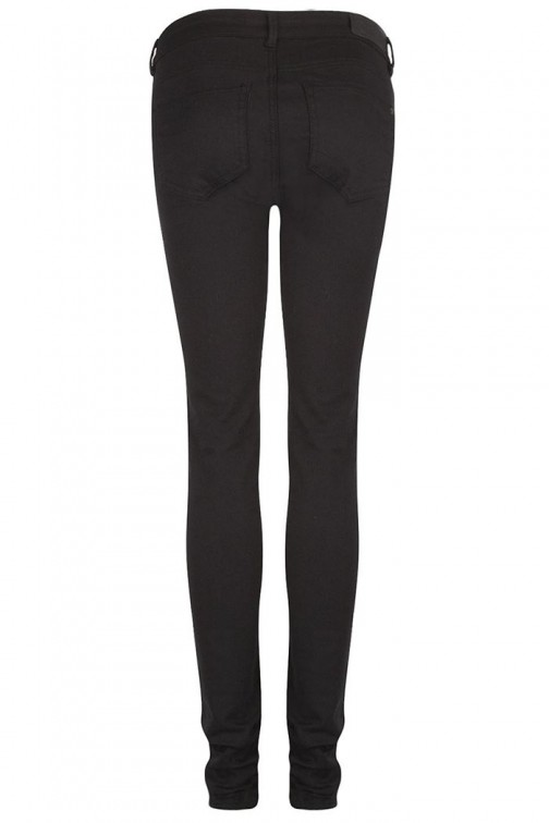 Supertrash Paradise jeans in zwart