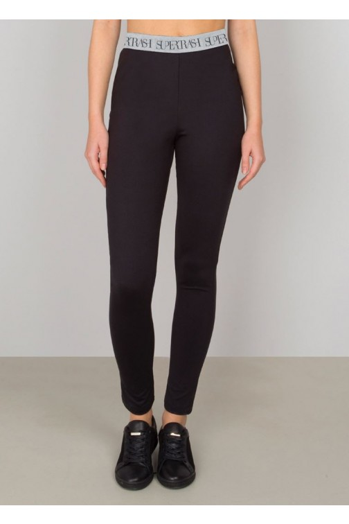 Supertrash Pavela sport legging in zwart
