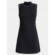 Guess Cynthia dress in zwart boucle
