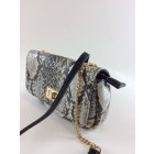 bag in snakeprint