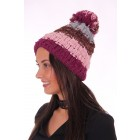 starling hat with pompon