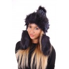 Starling muts met faux fur