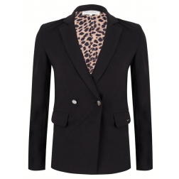 Jacky Luxury blazer in zwart