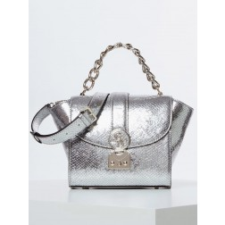 Guess Jude bag in zilver Python