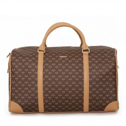 Valentino Liuto travelbag in logoprint