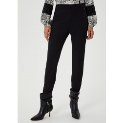 LiuJo tailored broek in zwart