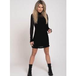 Nikkie Kirstin dress in zwart