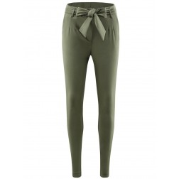 It's Given Sandy broek in olive