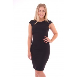 Kocca Eivin dress in zwart