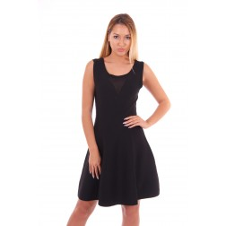 Suncoo Carah dress in zwart