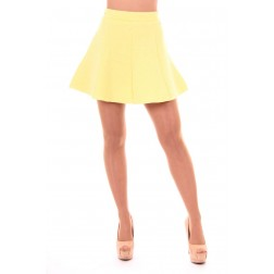 Josh V Xantee skirt in lime