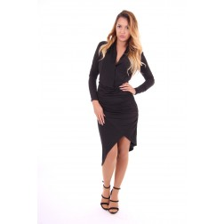 Jacky Luxury dress met split