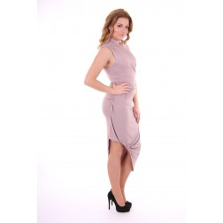 Josh V Elsie dress in pink elephant