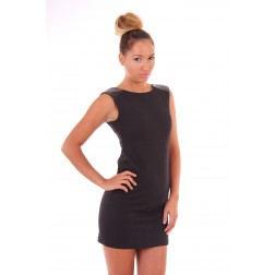 Josh V Melitza dress in black