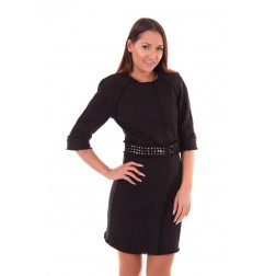 By Danie dress in black