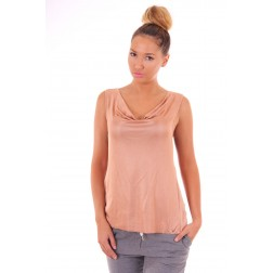 Josh V Zena top in nude