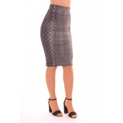 Its Given Ella skirt in grey