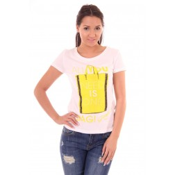 G.sel Asha t-shirt, All you need is