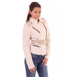 Goldbergh trenchcoat in creme