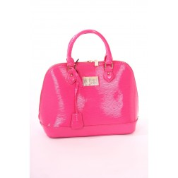 G.sel Lonny bag in pink: medium