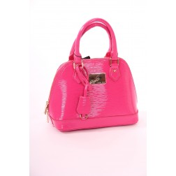 G.sel Lonny bag in pink: small