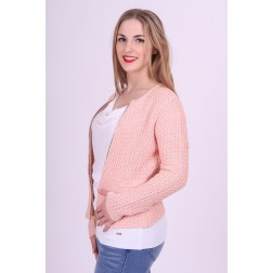 Benedikte Utzon vest in softpink.