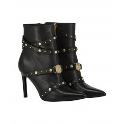Josh V Liliana boot in zwart leer