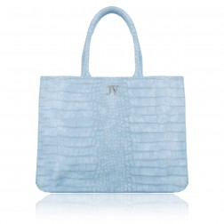 Josh V Lizzy bag in Blue Sea