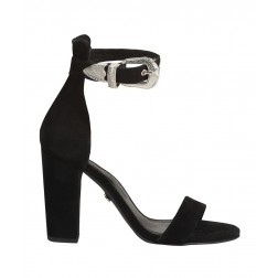 Josh V Milia pumPs in zwart suede