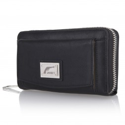 Josh V Waylin wallet in black