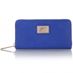 Josh V Waylon wallet in blue