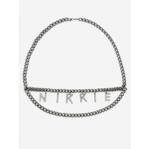 Nikkie N9-367 2005 Nikkie chain belt strass