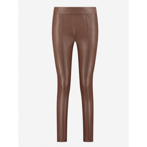 Nikkie N2-404 2005 Ellen leather pants in toasted pecan