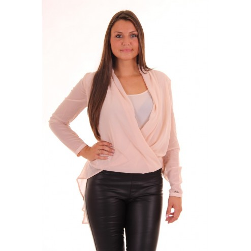 Jacky Luxury blouse in  pink
