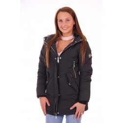 Nickelson winterjacke Giant in navy