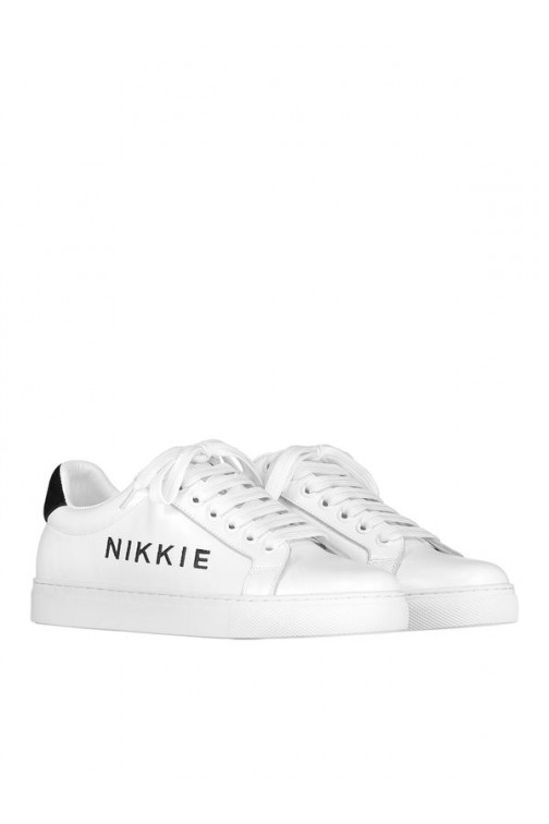 Nikkie sneakers in wit