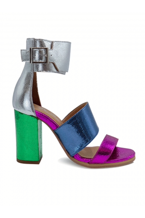 So Jamie Date-night hakken in multicolor
