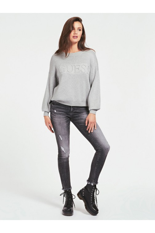 Guess Tara pull-over in silber