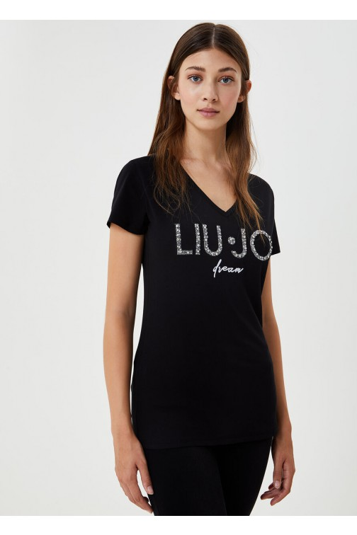 LioJo Dream t-shirt Met Jewel print